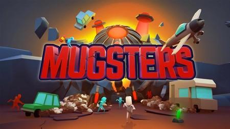 Mugsters, el alocado videojuego de puzles con vehículos de Reinkout y Team17, saldrá a la venta este mes