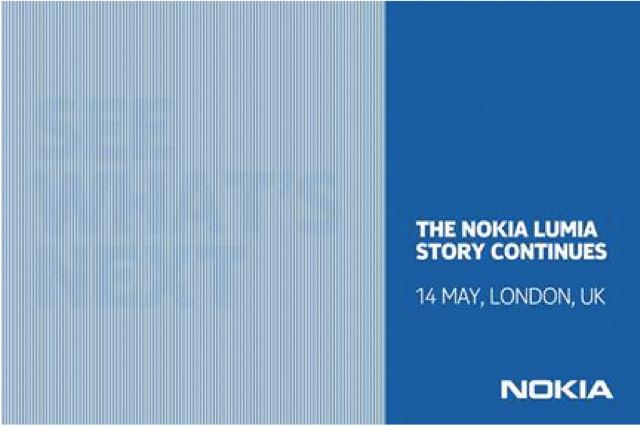 Nokia Lumia invitación