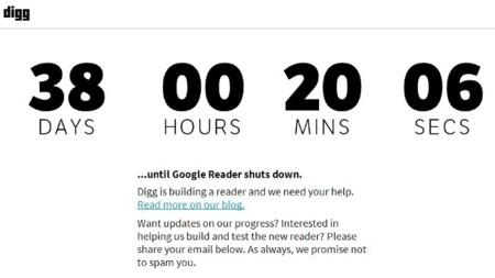 El lector de feeds de Betaworks se llamará Digg Reader y estará integrado con Digg