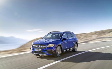 Mercedes-Benz GLB: así es el nuevo SUV compacto de hasta siete plazas que llega a finales de año