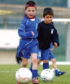 El excesivo deporte o entrenamiento en los niños es perjudicial
