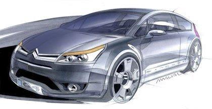 Citroën C4 Desing Study