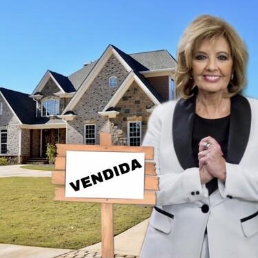 La mansión que María Teresa Campos ha vendido por 3,2 millones: 12 dormitorios, 15 cuartos de baño y unos gastos de 8.000 pavos mensuales