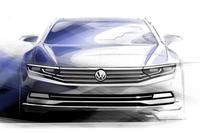 Primer vistazo al renovado Volkswagen Passat