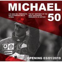 Michael Schumacher cumple 50 años y Ferrari le prepara un homenaje, justo cuando su recuperación se acelera