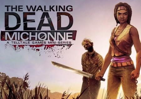 Zombis, enredos y una katana para arreglarlo todo. Telltale anuncia The Walking Dead: Michonne