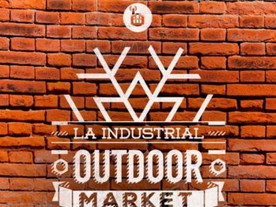 Se acerca la Navidad y llega La Industrial Outdoor Market a Malasaña