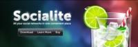 Socialite, centraliza tu vida 2.0 con un único programa