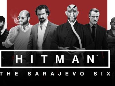 Conoce a los Seis de Sarajevo, los objetivos de los contratos exclusivos de Hitman  para PS4