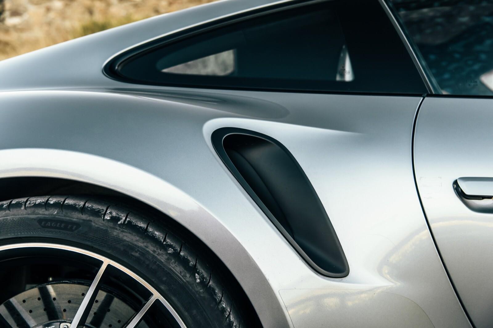 Foto de Porsche 911 Turbo S (Prueba) (36/45)