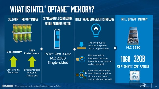 Intelr Optanetm Technology Workshop Analyst And Press Slides tres quince 28 1440x810