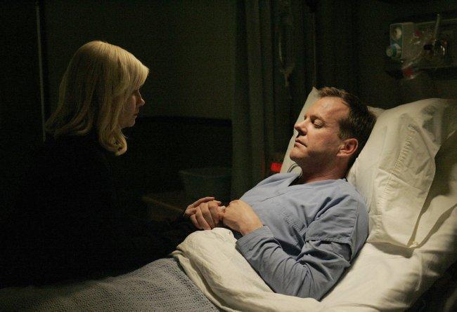 Jack Bauer hospitalizado