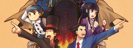 'Professor Layton vs. Ace Attorney', el crossover definitivo
