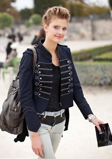 Constance Jablonski, la modelo con más desfiles en la temporada Primavera-Verano 2010