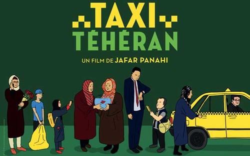 'Taxi Teherán', cine prohibido