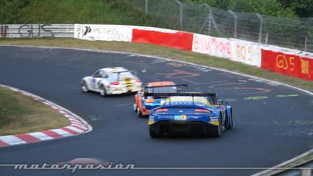 Atasco en el Nürburgring
