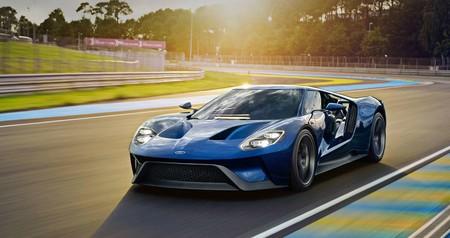Nueva app de Ford te permitirá presumir tus hazañas en la pista, siempre y cuando tengas un Ford GT