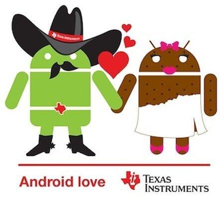 Texas Instruments Google