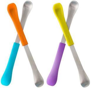 Swap, una cuchara con dos lados para alimentar al bebé