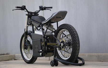 Ed Motorcycles Concept Z Flat Track Electrica 2
