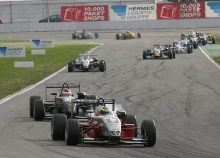 F3 Euroseries, el primer paso hacia los grandes