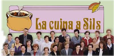 """Consol Galceran """"La Cuina a Sils"""""""