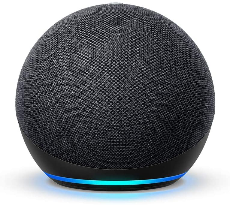 Nuevo Echo Dot (4ta Gen) - Bocina inteligente con Alexa
