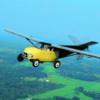 Sí, este coche volador de 1954 también es una avioneta plegable, y ahora puede ser tuyo