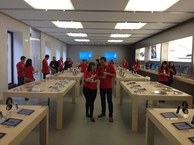Foto de Apple Store Calle Colón (Valencia) (80/90)