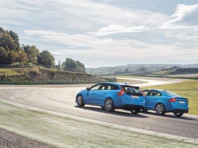 Más potencia y menos peso para los Volvo S60 y V60 Polestar