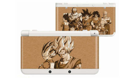 Dragon Ball Fusions llegará en agosto a Japón y tendrá esta impresionante New 3DS conmemorativa