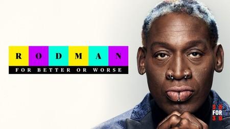 'Rodman: para lo bueno y para lo malo' es un incisivo documental sobre el polémico Dennis Rodman, aún mejor que 'El último baile'