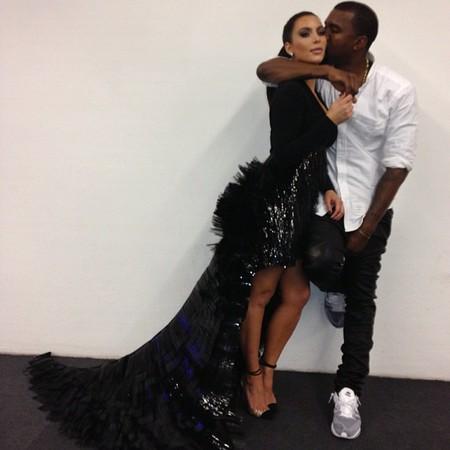 Y el último embarazo del año es para... ¡Kim Kardashian!