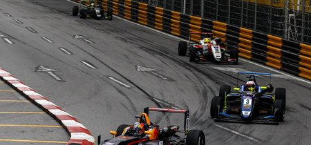 Lo que la F1 necesita para levantarte del sofá, lo hemos visto esta madrugada en el GP de Macao de F3