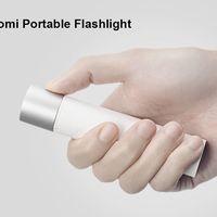Linterna LED recargable Xiaomi, con Power Bank de 3350mAh, por sólo 15,95 euros con este cupón