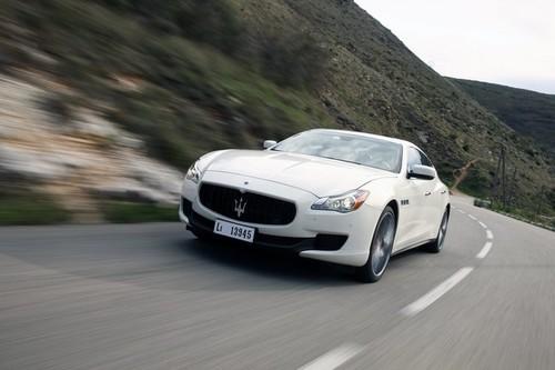 MaseratiQuattroporte2013