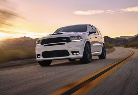 El Dodge Durango prepara su facelift, con versión SRT Hellcat incluida