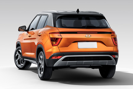 Hyundai Creta 2021 Mexico 2