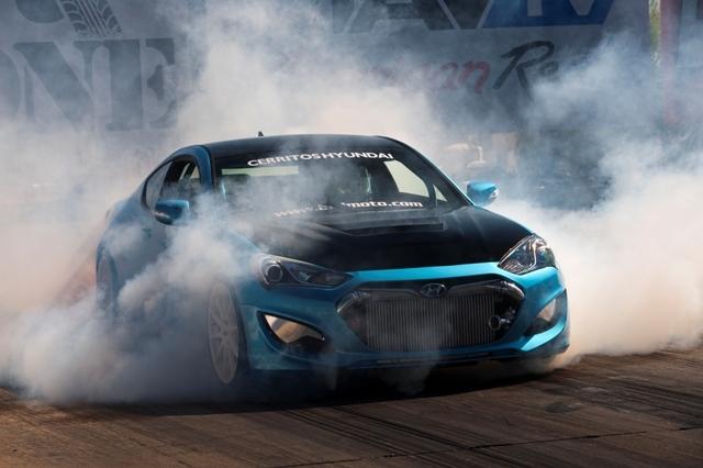 Foto de Hyundai Genesis Coupé Bisimoto (1/18)