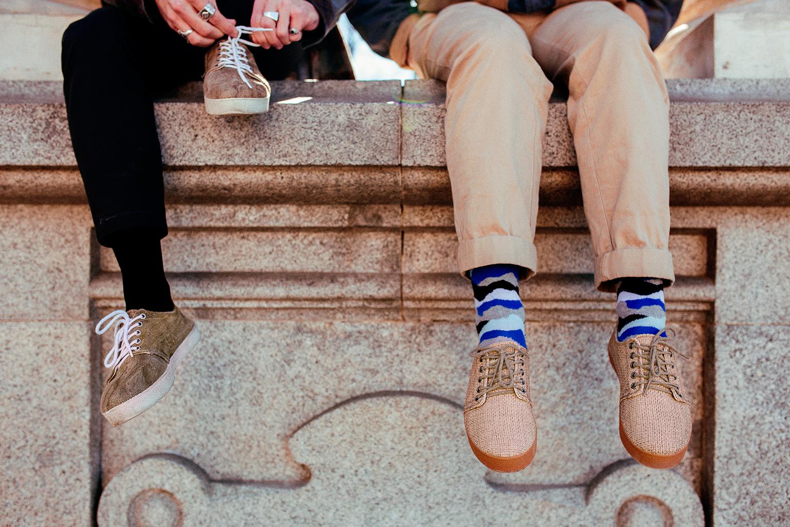 Foto de ¡Arrasando! Así vienen las Pompeii, lo último en zapatillas (8/32)
