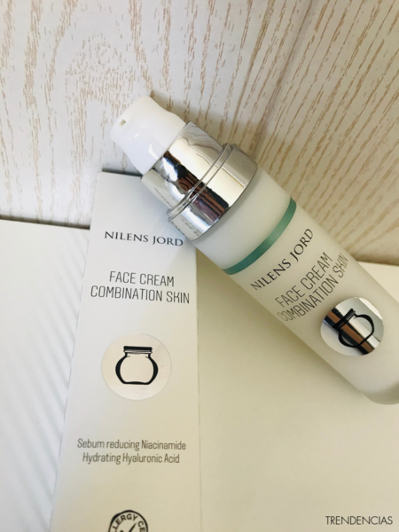 review nilens jord facial piel grasa