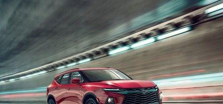 El Chevrolet Blazer vuelve a las andadas y luce como hijo de Equinox y Camaro