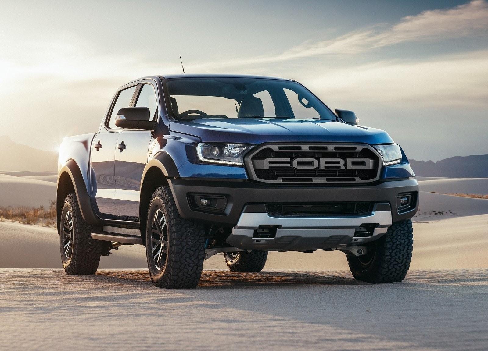Foto de Ford Ranger Raptor (1/12)
