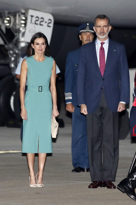 reina letizia argentina