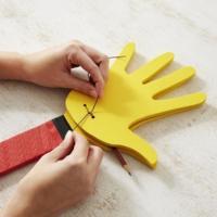 Un aplaudidor DIY para animar a tu selección en el Mundial de Brasil