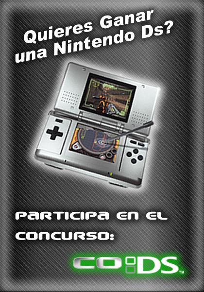 Campeonato oficial Nintendo DS (CODS)