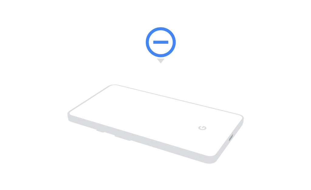 The Google Pixel 2 to begin to receive the gesture of