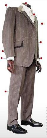 Anatomía del traje sastre perfecto según Forbes