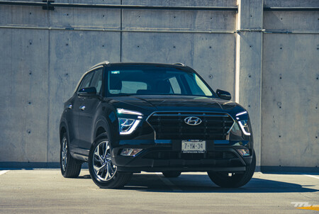 Hyundai Creta 2021 Prueba De Manejo Opiniones Resena Mexico 19