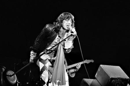 Mick Jagger In Den Haag 1976